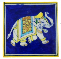 Indian ceramic tile - Design 7