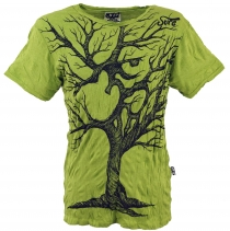 Sure T-Shirt OM Tree - lemon
