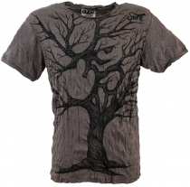 Sure T-Shirt OM Tree - taupe